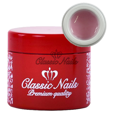 Classic Nails Prémium pink műköröm zselé