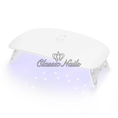 LED lámpa, fehér 24W