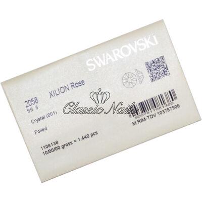 Swarovski kristály cryctal 001 ss5 1440db