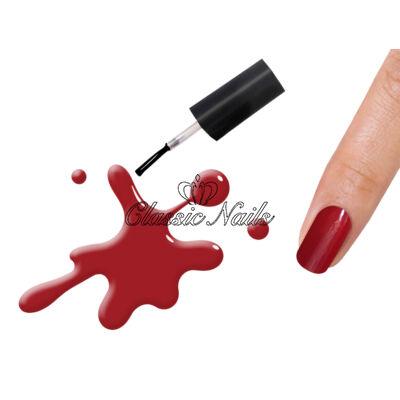 One Step Gél lakk, Sexy red 100 6ml