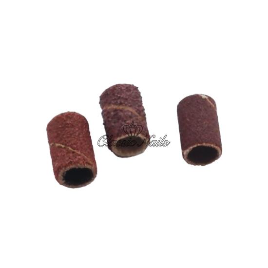 Cserélhető műköröm csiszológyűrűk, 120-as (finom)