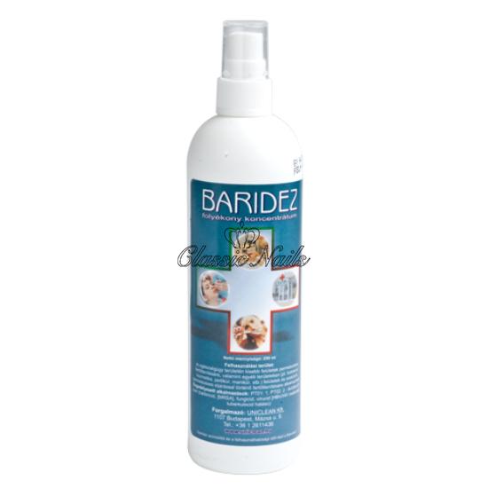 Baridez eszközfertőtlenítő 250 ml