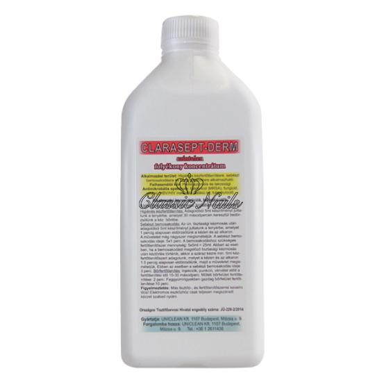 Clarasept-Derm bőrfertőtlenítő 1 liter