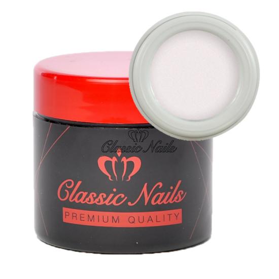 Classic Nails Fehér építő porcelán, 14g