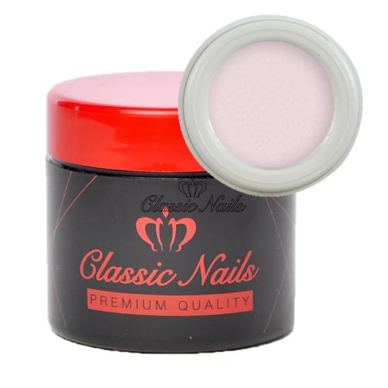 Classic Nails Rózsaszín építő porcelán, 14g