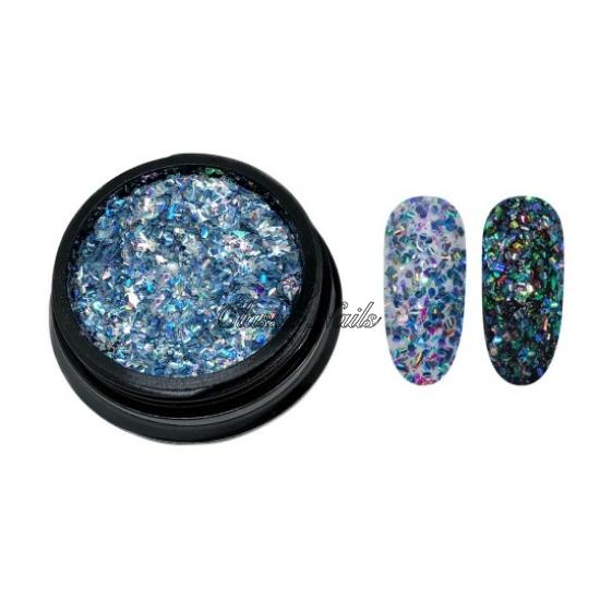 Glitter 304007 kék