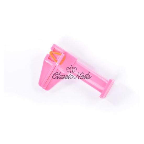 Ívmegtartó csipesz, rózsaszín