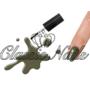 Kép 1/2 - Gél lakk, Dark olive 3147 6ml