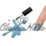 Kép 1/2 - One Step Gél lakk, Frozen blue 257 6ml