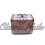 Kép 3/3 - Műkörmös táska, kicsi rózsaszín