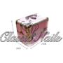 Kép 1/3 - Műkörmös táska, kicsi rózsaszín