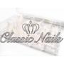 Kép 1/2 - Natúr stiletto tip szett, 100 db-os